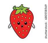 vector illustration of cute...   Shutterstock .eps vector #680558569