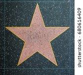 hollywood  april 6   plain... | Shutterstock . vector #680616409