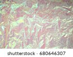 holographic | Shutterstock . vector #680646307