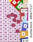 card games | Shutterstock . vector #680677117