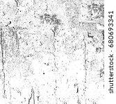 grunge black white. abstract...   Shutterstock . vector #680693341