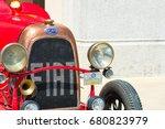 san pellegrino terme  italy  16 ... | Shutterstock . vector #680823979