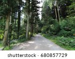 forest trails  chang sung ... | Shutterstock . vector #680857729
