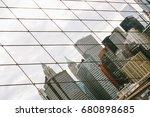 new york  usa   circa may 2017  ... | Shutterstock . vector #680898685