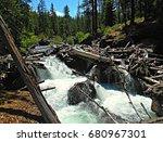 Mountain Waterfall   Lower...