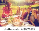 leisure  holidays  eating ... | Shutterstock . vector #680994439