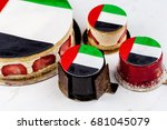 uae national holiday... | Shutterstock . vector #681045079