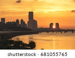 63 Building And Han River Whit...