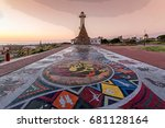 The Colorful Mosaics Of The...