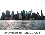 new york | Shutterstock . vector #681227215