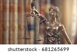 legal law concept image  the... | Shutterstock . vector #681265699