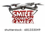 Smile Youre On Camera Drone...
