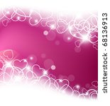 Love Vector Background Made...
