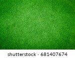 Green Grass Background Vignette ...