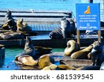 Pier 39 In San Francisco With...