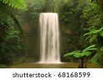Waterfall  Milla Milla ...