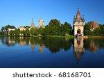 laxenburg water castle  lower... | Shutterstock . vector #68168701