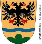 Coat Of Arms Of Deggendorf Is ...