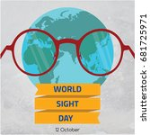 World Sight Day  October....