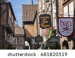 york  uk   july 18th 2017  a... | Shutterstock . vector #681820519