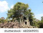 Small photo of Cambodia. Beng Mealea Temple. Siem Reap Province. Siem Reap City.