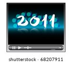 video player with year 2011