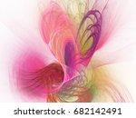abstract background. design... | Shutterstock . vector #682142491