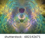 abstract background. design... | Shutterstock . vector #682142671
