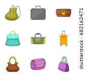 bags for all occasions icons