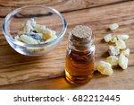 A Bottle Of Frankincense...