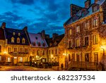 quebec city  canada   may 31 ... | Shutterstock . vector #682237534