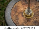 """""""gasing"""" or tops spinning  is a ...   Shutterstock . vector #682324111"""