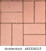 brick | Shutterstock . vector #682328215