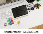 creative professional designer...   Shutterstock . vector #682333225