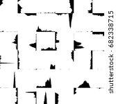 texture in grunge style black... | Shutterstock . vector #682338715