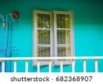 window   Shutterstock . vector #682368907