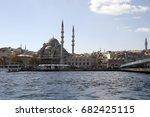 istanbul  turkey  october 20 ... | Shutterstock . vector #682425115