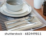 Small photo of Tableware, tableware, banquet