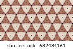 abstract background with...   Shutterstock . vector #682484161
