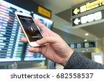 voice recognition   speech... | Shutterstock . vector #682558537
