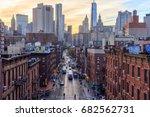 new york  ny  usa   october... | Shutterstock . vector #682562731