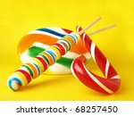 lollipops varied | Shutterstock . vector #68257450