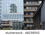architecture of barbican  london