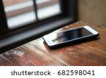 put the phone away from the... | Shutterstock . vector #682598041