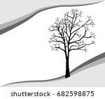 tree.   illustration ...   Shutterstock .eps vector #682598875