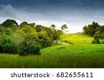 bright nature | Shutterstock . vector #682655611