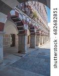 Small photo of High square (Plaza Alta, Badajoz), Spain