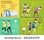 allocating time in health care... | Shutterstock .eps vector #682683439