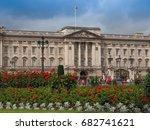 london  uk   circa june 2017 ... | Shutterstock . vector #682741621