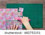 Sewing In Patchwork Style....